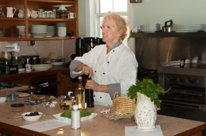 Cooking classes at the Captain Freeman Inn