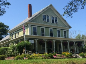 The Captain Freeman Inn